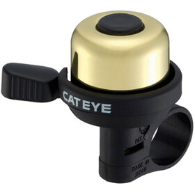 CatEye OH 1000 Bike Bell gold
